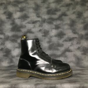 Dr. Martens 1460 Smooth Leather Lace-Up Boots